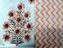 Hand Block Print Cotton Fabric
