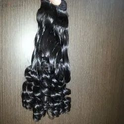 Indian Curly Fumi Human Hair Extension