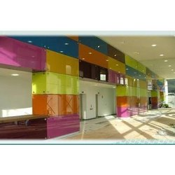 Glass Wall Cladding