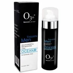 O3  Exquisite Men Sea Powerful Refreshing Whitening Tonic (Ocean) (180 ml)