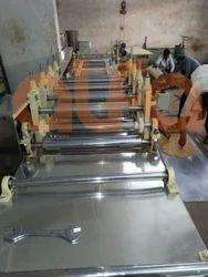Chikki Cutting Machine