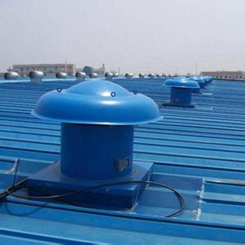 Industrial Roof Extractor Fan At 75000 Piece रूफ