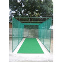 Cricket Practice Cage with Net Frame