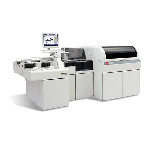 Beckman Coulter Chemistry Analyzers And Assays - Beckman