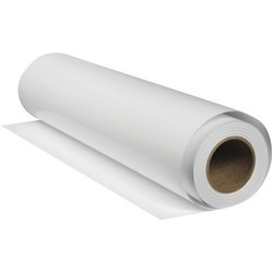 White/Yellow Glassine Paper Roll