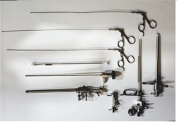 Stainless Steel Hysteroscopy Set