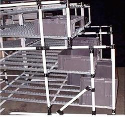 MS FIFO Storage Rack System