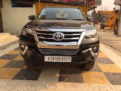 Toyota New Fortuner 4 Piece Grill Chrome