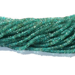 Apatite Smooth Gemstone Beads