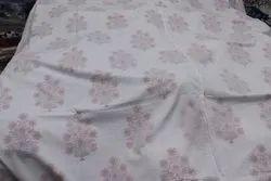 Meera's Hand Block Printed Cotton Dohar Blankets