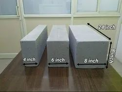 AAC Block, Thickness: 8 Inch