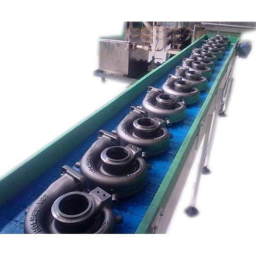 Material Handling Conveyor - Semi Automatic Material