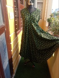Casual Wear Indo Western Ladies Designer Dress