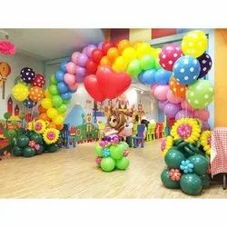 Party Balloon Decoration Services