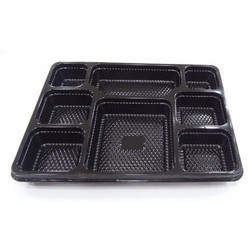 8 Compartment Food Tray