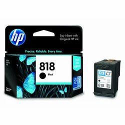 HP 818 Black Ink Cartridge