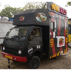 Roadside Food Catering Van