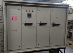 Mild Steel Three Phase Distribution Panel