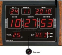Ajanta Spy clock