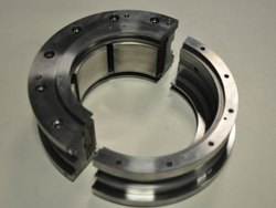 600 MW Turbine Pad Bearing