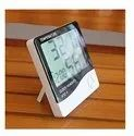 HTC-1 Temperature Humidity Time Display Meter with Alarm Clock
