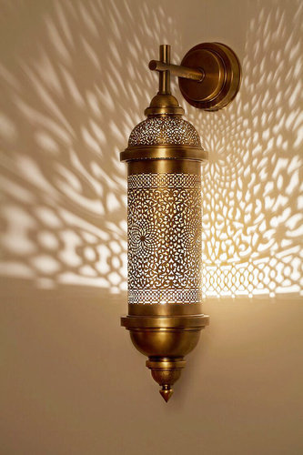 Moroccan Wall Lamp Light Sconce Manufacturer From Moradabad