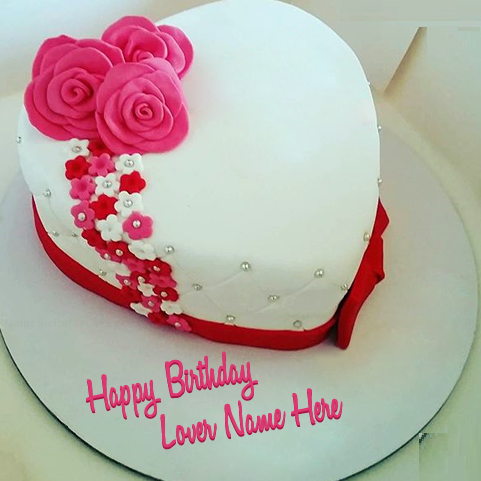 Birthday Cake Girlfriend With Name At Rs 2299 Piece