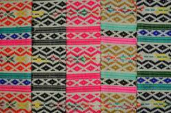 Arrow Jacquard Fabric