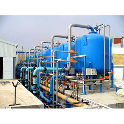Industrial Demineralisation Plant