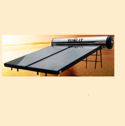 Flat Plate Collector Domestic Solar Water Heater
