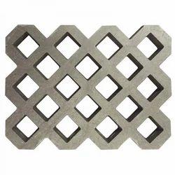 Grass Concrete Paver Block