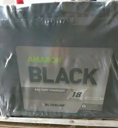 Black Amaron Car Battery