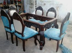 Dining Table With Six Chair