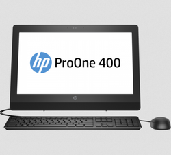 HP ProOne 400 G3 20-inch Non-Touch Desktop
