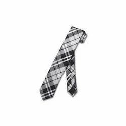 Designer Check Tie