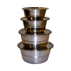 Vardhman Stainless Steel Finger Bowl, for Home