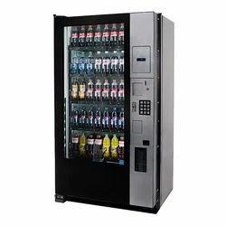 Cold Beverages Automatic Vending Machine