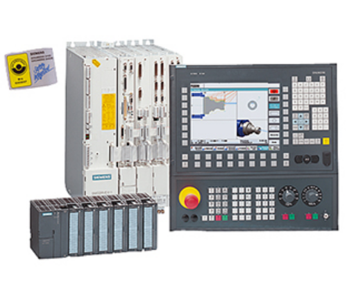 840D Siemens Controls - View Specifications & Details of