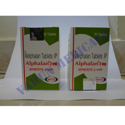 Alphalan Tablet Melphalan For Commercial, Packaging Type: Bottle