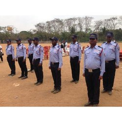 Male Unarmed Security Guard Service, No Of Persons Required: Minimum 10 Person