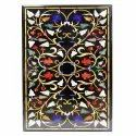 Exclusive Marble Inlay Design Table Top