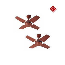 4 Blade Brown Ceiling Fan
