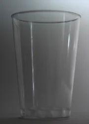 GPPS Plastic White Disposable Shot Glass 60 Ml