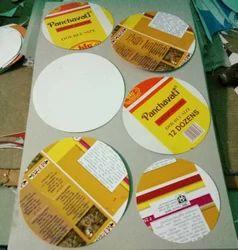 circle paper plate raw material