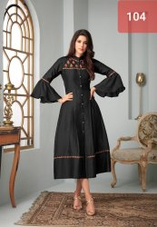 Beautiful Collection of Full Stitched Party Wear Kurtis