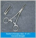 Kocher Forcep 6,8, inch