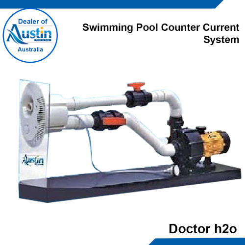 Swimming Pool Counter Current System - Wall Hung Counter Current ...