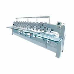Toothbrush Tuft Embroidery Machine