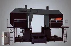 CHB 1200 D Semi Automatic Bandsaw Machine