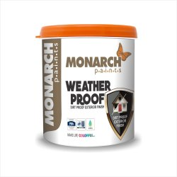 Weather Proof Dirt Resistant Exterior Finish